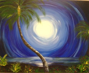 Moonlit Beach Happy Hour Event / SOLD OUT